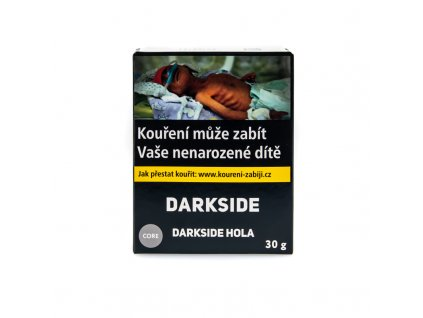 Tabák Darkside Core Hola 30 g