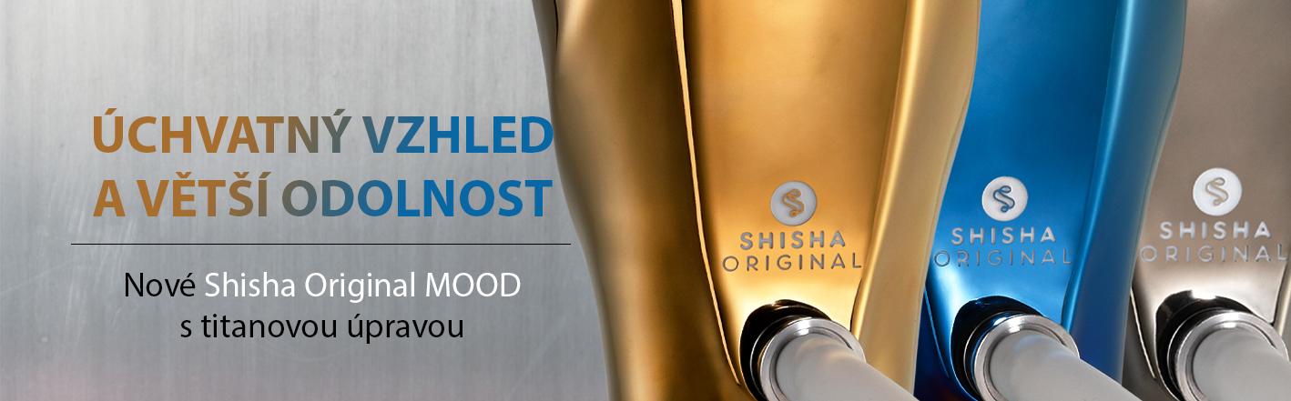 Vodné fajky Shisha Original MOOD