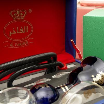 Vodní dýmky Al Fakher