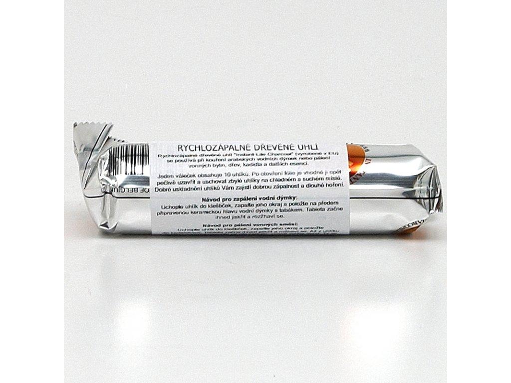 Uhlíky do vodnej fajky Instant Lite 33 mm