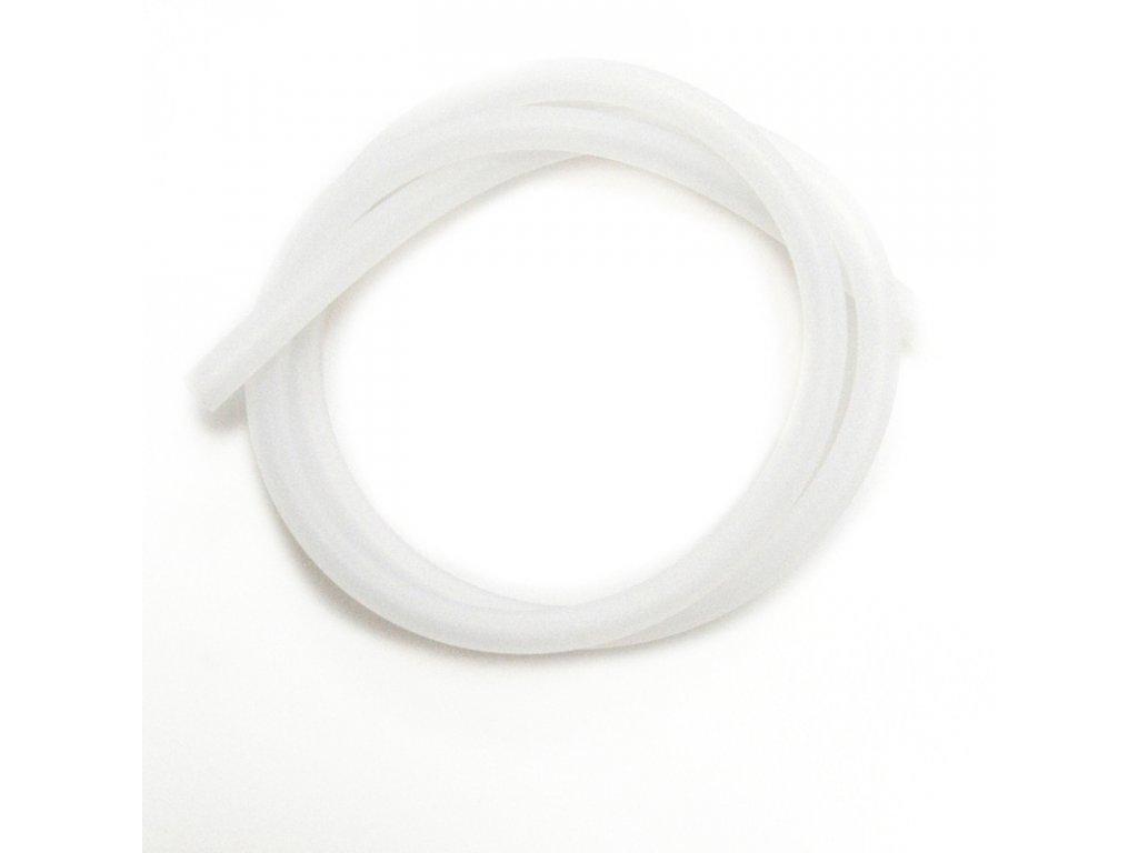 Hadica silikonová Soft Touch 16/11 150 cm číra
