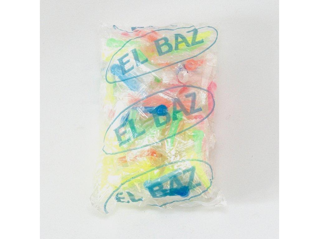 Hygienický náustok Top Mark 4 cm IN Color 100 ks