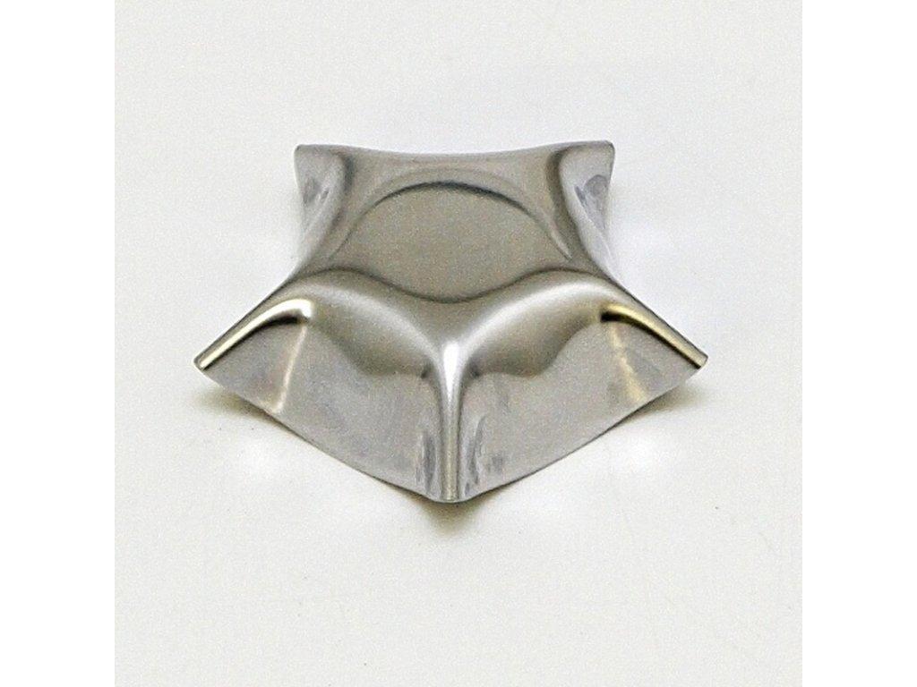 Klobúčik pre korunky typu Phunnel oceľ