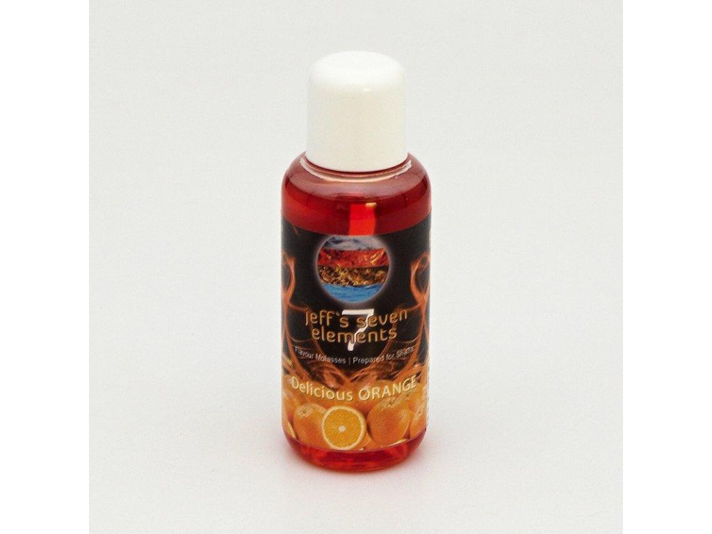 Melasa Jeff's 7 Elements Pomaranč 100 ml