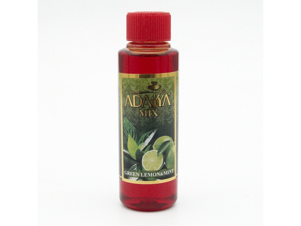 Melasa Adalya Green Lemon & Mint 170 ml