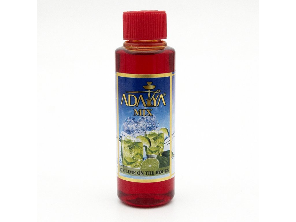 Melasa Adalya Ice Lime on the Rocks 170 ml
