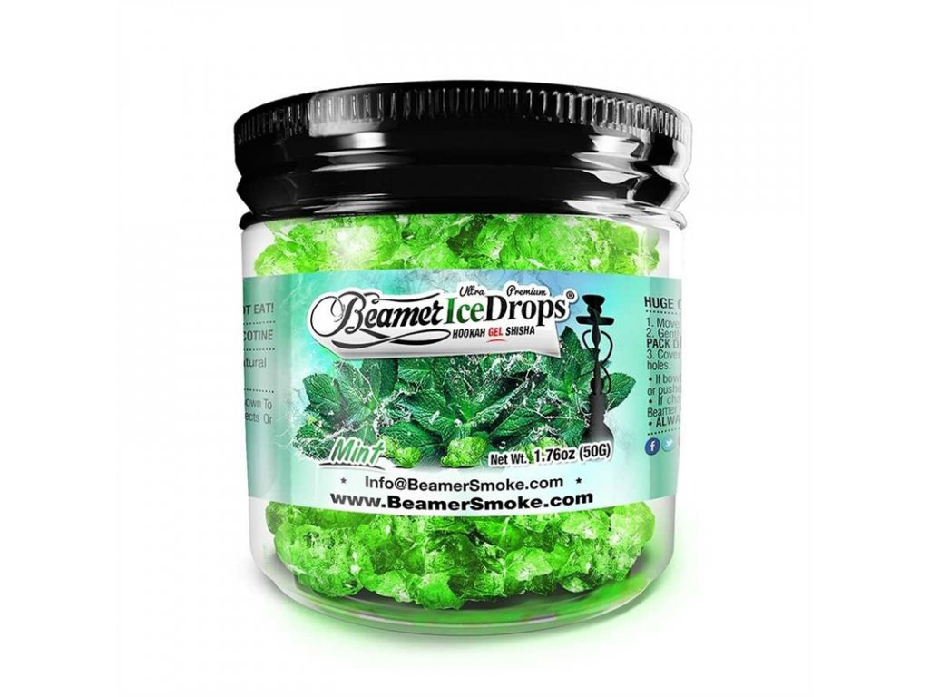 Beamer Ice Drops 50 g Mäta
