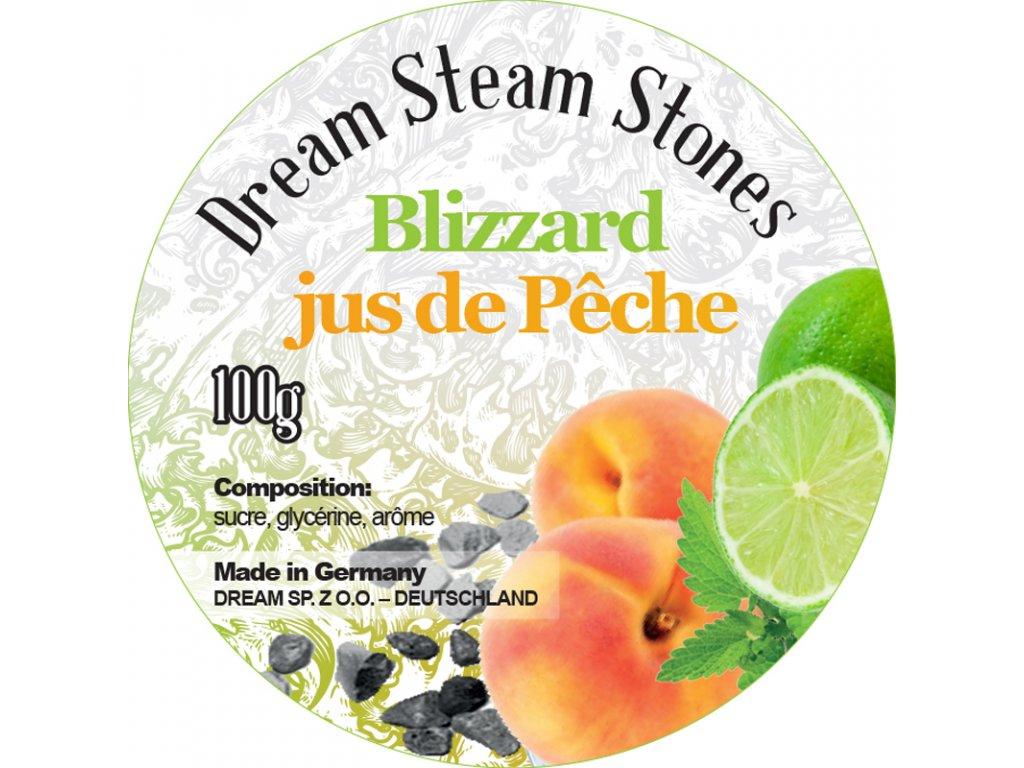 Dream minerálne kamienky Broskyňový džús 100 g
