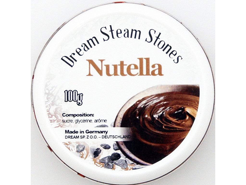 Dream minerálne kamienky Nutella 100 g