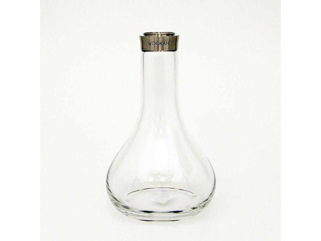 Váza pre vodné fajky Wookah CLEAR 28 cm