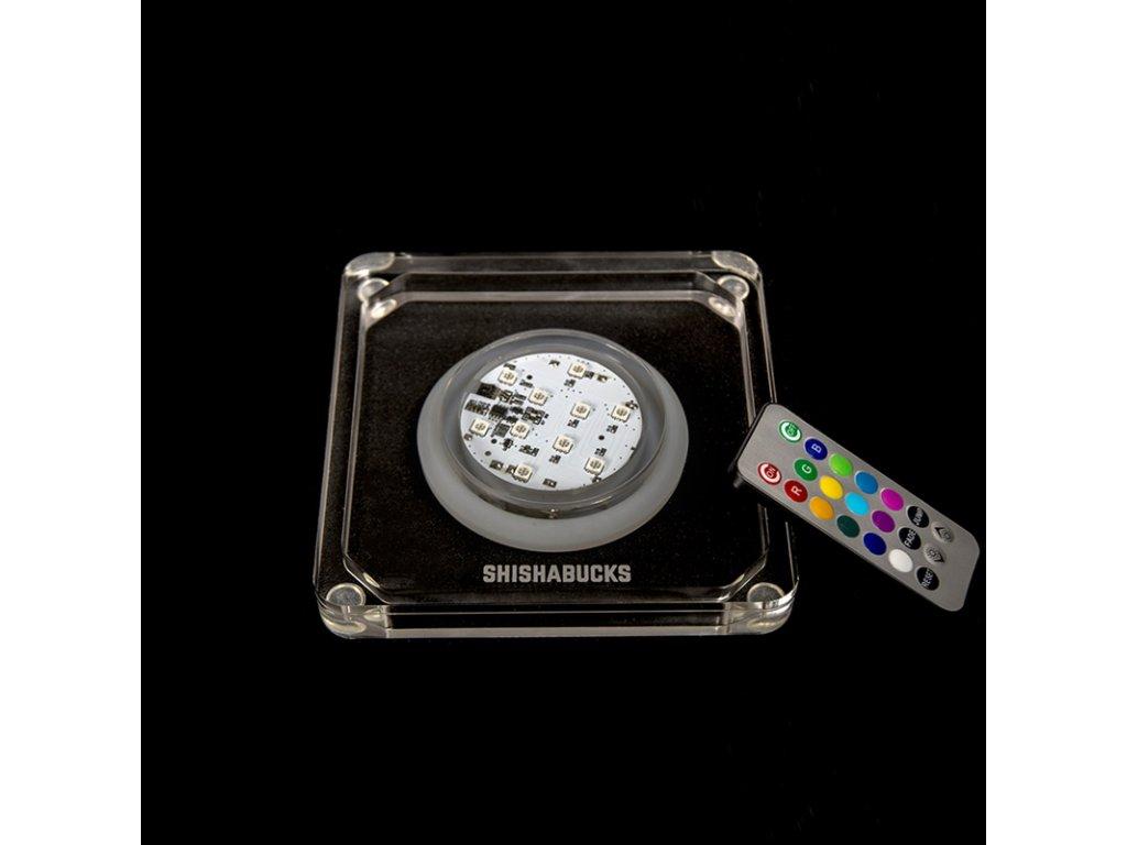 Acrylic LED podstavec Shishabucks Cloud