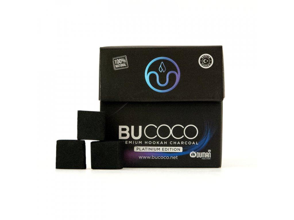 Uhlíky k vodnej fajke BuCoco 1 kg