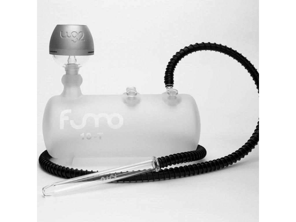 Vodná fajka Fumo Tank Frosted Glass