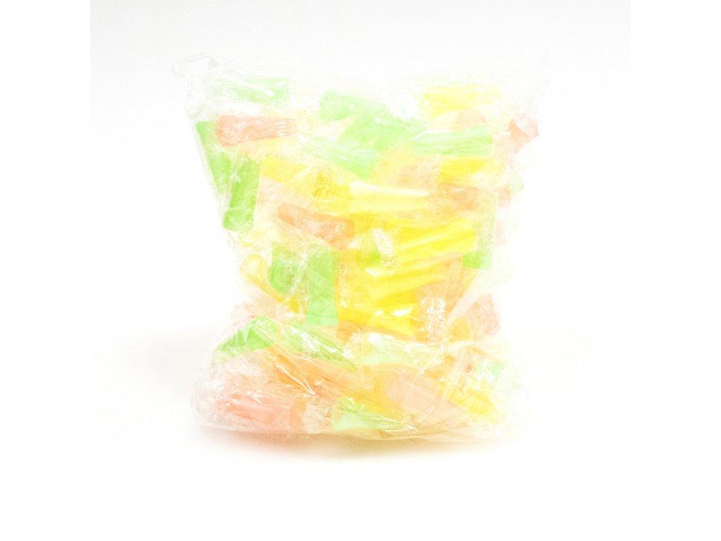 Hygienický náustok Top Mark 4 cm OUT Color 100 ks
