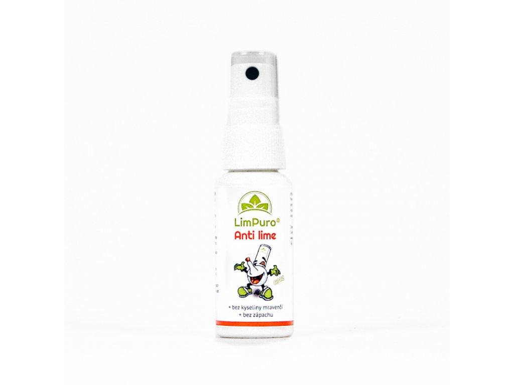 Čistiaci prostriedok Limpuro Anti Lime sprej 30 ml