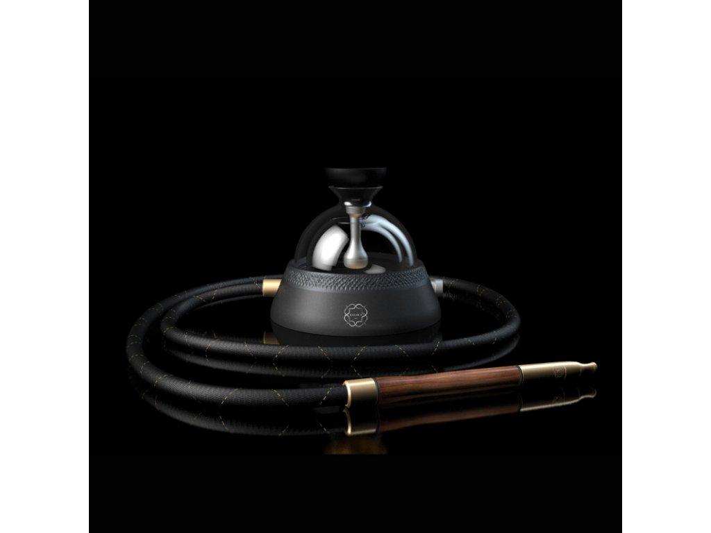 Vodná fajka Kaloud Krysalis Eltheria Auris Black