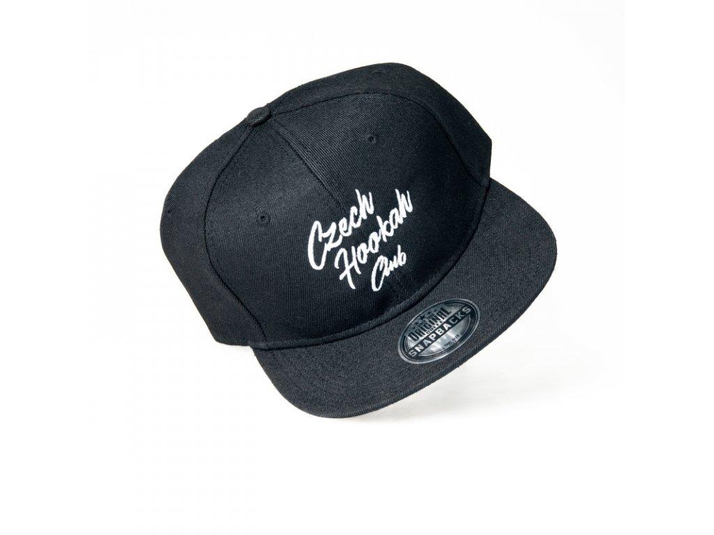 CHC Snapback čierna