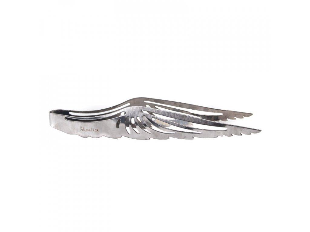 Kliešte Aladin Wing 23 cm stříbrná