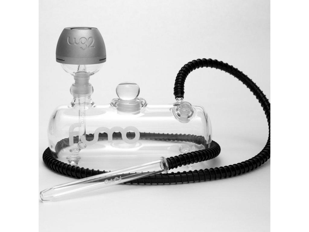 Vodná fajka Fumo Middle Tank Glass