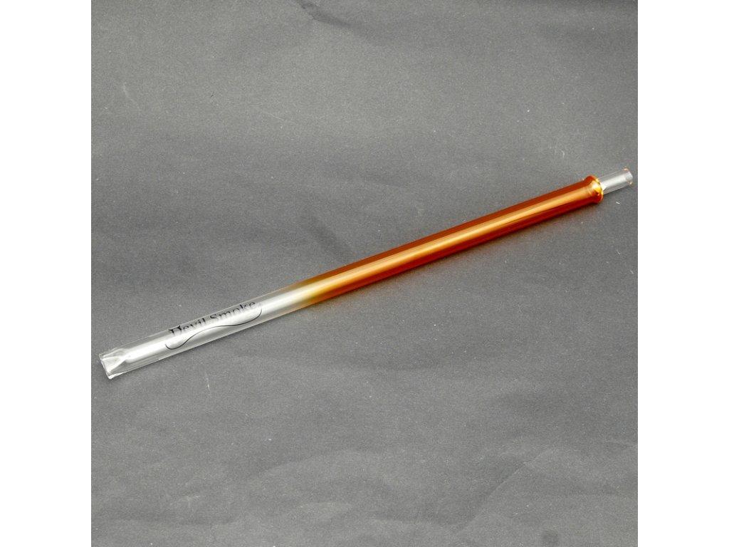 Náustok Devil Smoke pre silikónové hadice oranžová