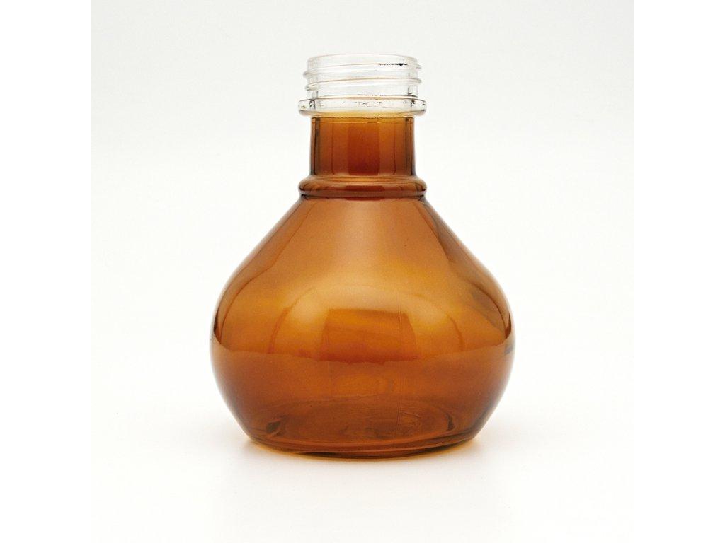 Váza pre vodné fajky Aladin Barcelona 18 cm červená