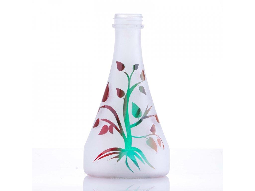 Váza pre vodné fajky Aladin Manila 30 cm bielá