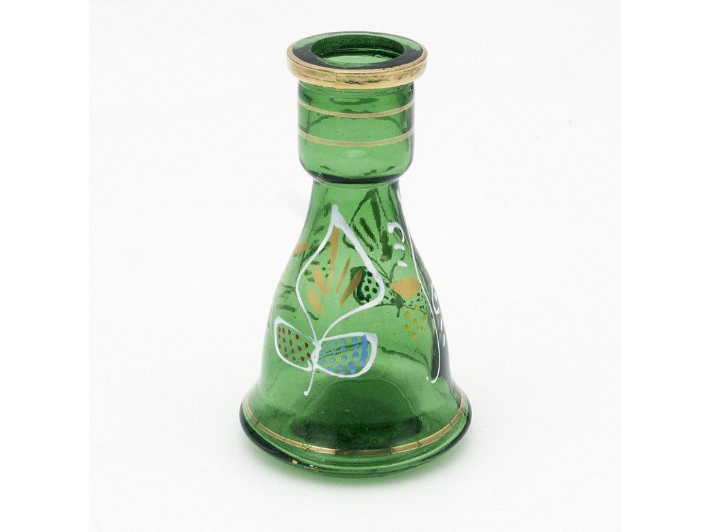 Váza pre vodné fajky Top Mark Anat 16 cm biela