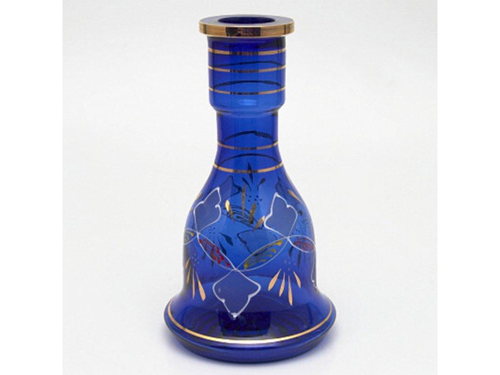 Váza pre vodné fajky Top Mark Heket 26 cm biela
