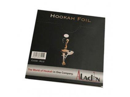 aFólia na korunku pro vodné fajky Aladin 100 ks