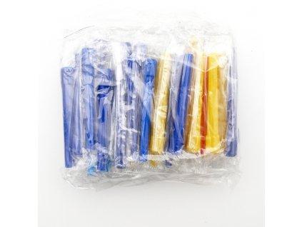 Hygienický náustok Aladin 9 cm IN Color 50 ks