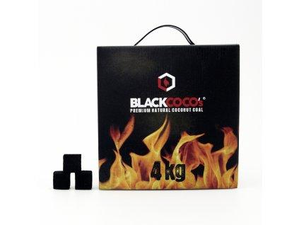 Uhlíky k vodnej fajke BLACKCOCO's 4 kg