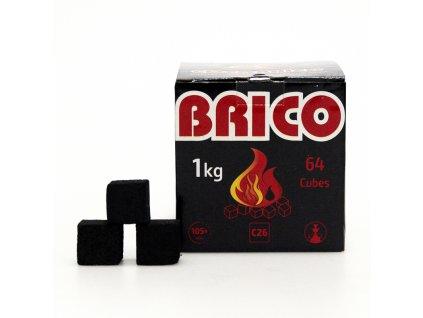 Uhlíky do vodnej fajky CoCoBrico C26 1 kg