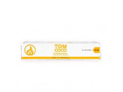Uhlíky k vodnej fajke Tom Coco 10 kg C26 Gold