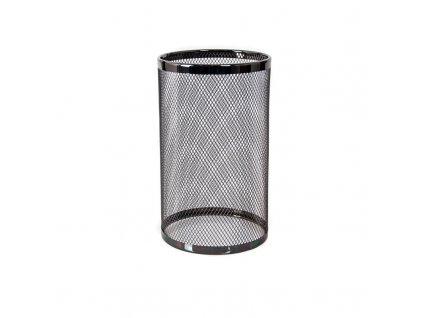 Bezpečnostná mriežka na uhlíky Kaya 20 cm čierna