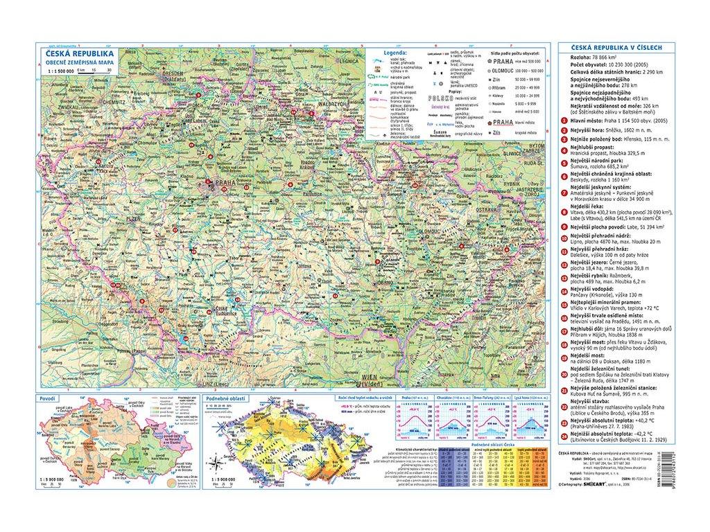 Turisticke A Cykloturisticke Mapy Shocart