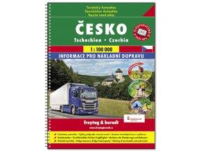FB A4 Cesko100 TuristickyAutoatlas 9788072243082