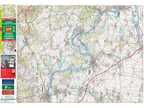 412 Mělnicko, Kokořínsko, Litoměřicko 1:40.000