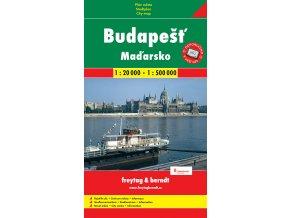 FB 130x470 Budapest20 Madarsko500 9788072245888