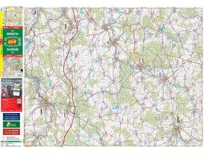 415 Plzeňsko jih 1:40.000