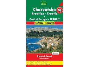 FB 126x464 Chorvatsko500 Tranzit 9788072241163