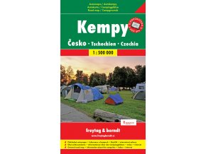 FB 126x464 Cesko500 Camping tvrdy 9788072240630