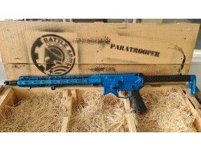 """AR-15 Battle Arms Development, Blue Ceracote, 16"""", .223 Rem"""