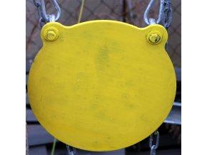 Steel target velký Plate 30cm