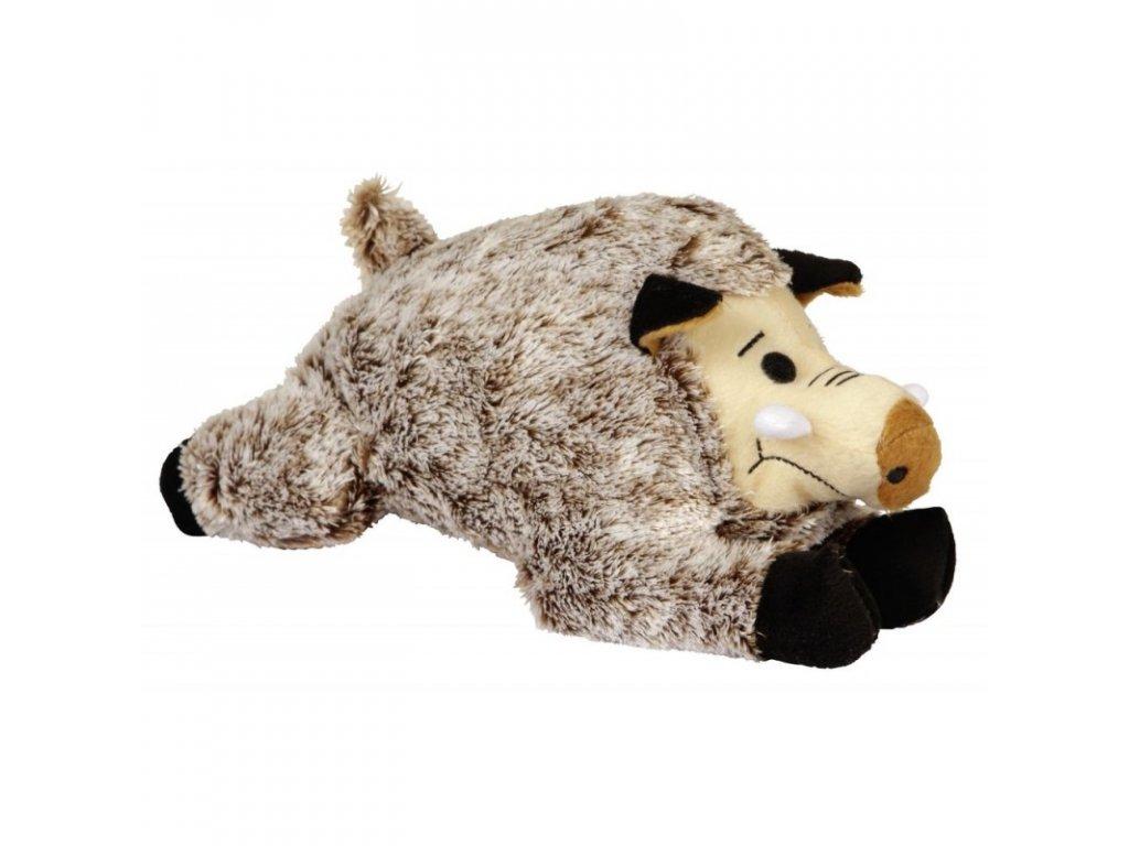 hracka pro psy plysova divocak 30 cm