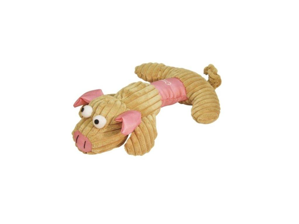 Pískací - medvěd/prase/pes, 35 cm