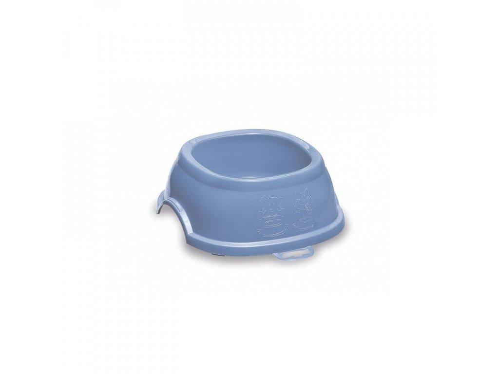 miska plastova break 1 400 ml pastelove modra pastelove