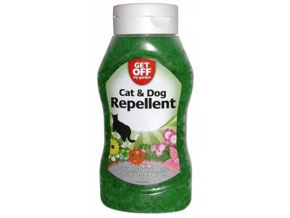Get Off Repellent - odpuzující gelové granule, pro psy a kočky, venkovní, 460 g