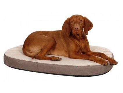Zdravotní matrace pro psy z paměťové pěny, oválná
