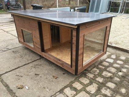 Okno psí boudy 4