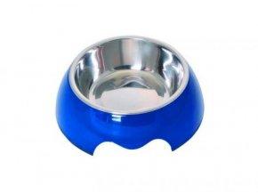 miska pro psa huhu modrá M